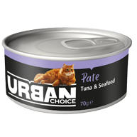 Tuna with Seafood Pate