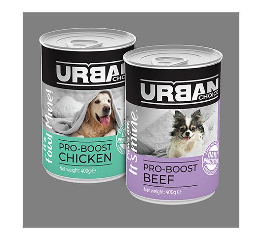 מזון לח לכלבים