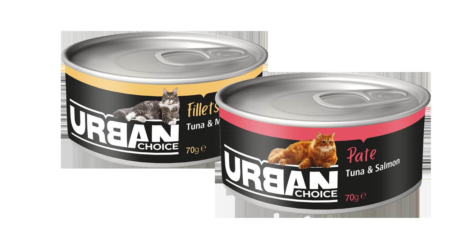 מזון לח לחתולים